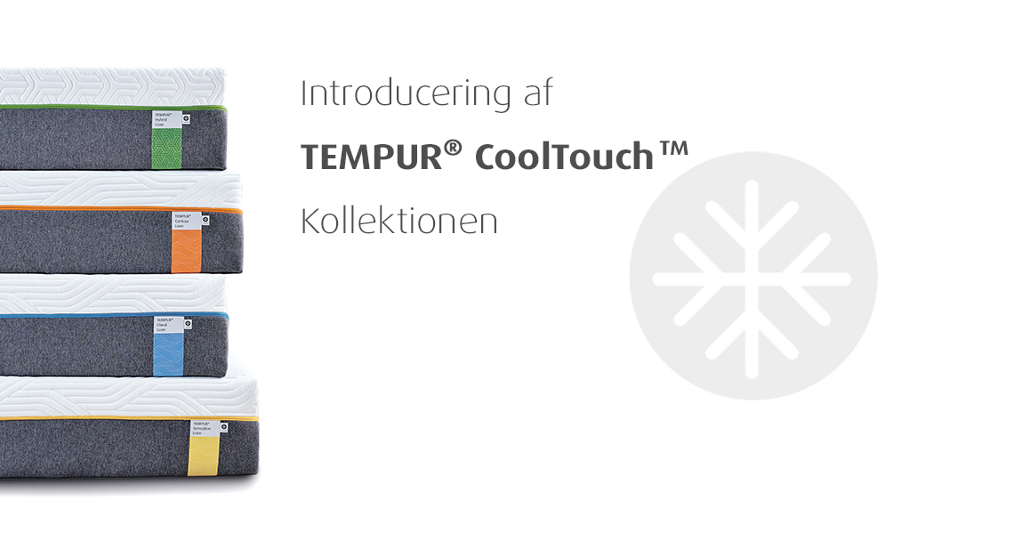 TEMPUR CoolTouch Technology exclusive to Dreams