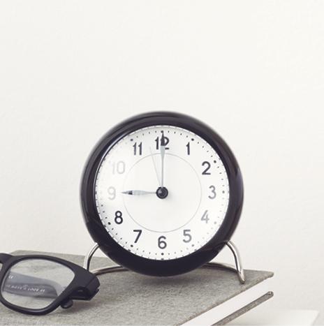 din døgnrytme er vigtig for god søvn