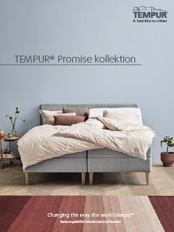 TEMPUR Promise Katalog