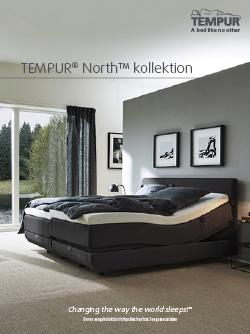 TEMPUR North Katalog